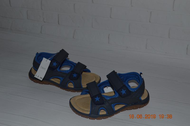 Нові сандалі трекери next розм. uk 10 (28) в наявності