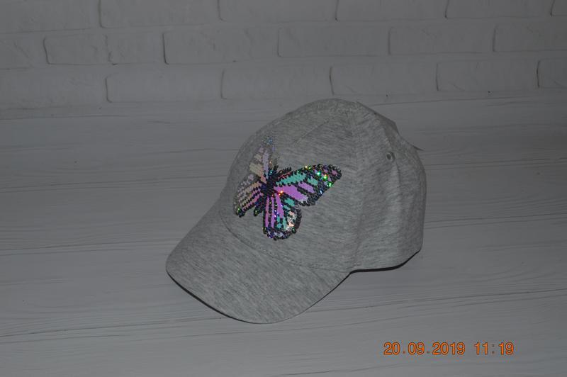 Нова кепка h&m розм. 3-4 .р