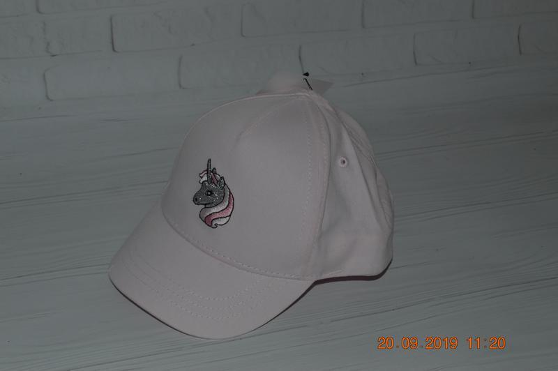 Нова кепка h&m розм. 1,5-4 р.