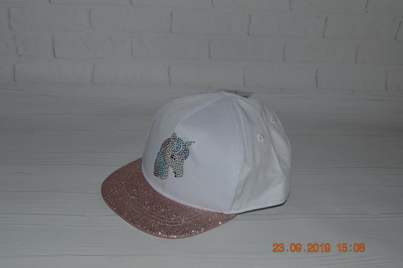 Нова кепка h&m розм. 1,5-4 р. і 4-8 р.