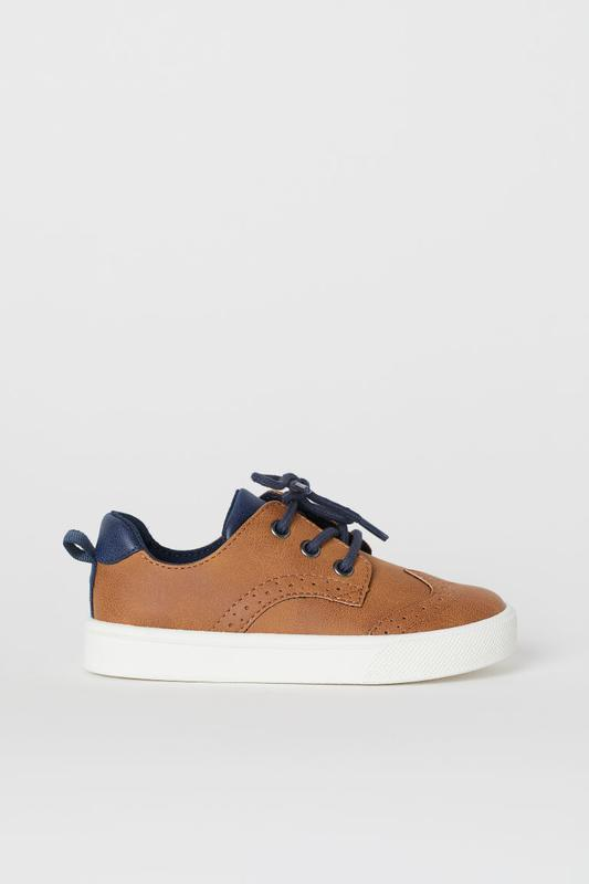 Нові туфлі броги h&m розм. 29, 30 і 31
