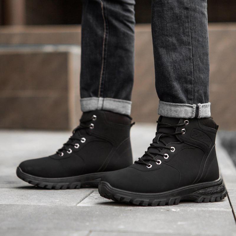 Зимние ботинки мужские - Фото 2