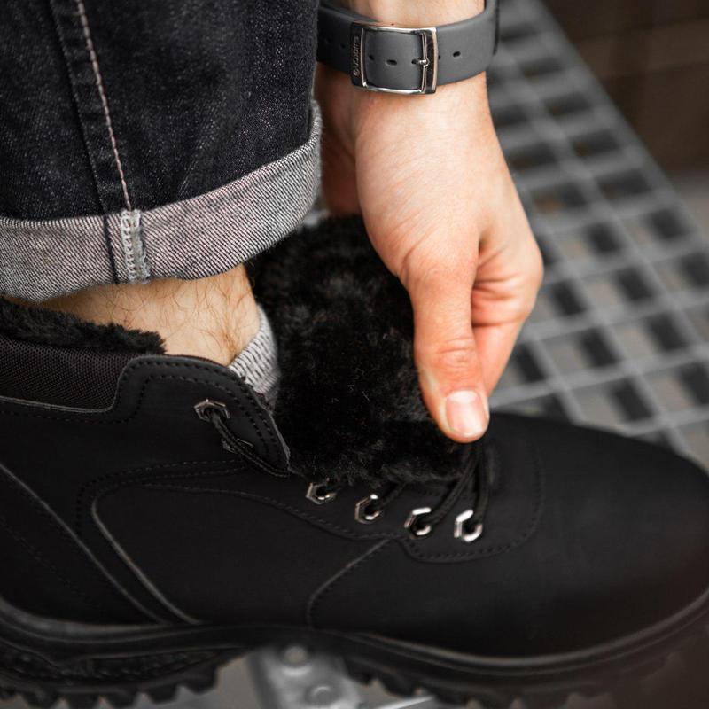 Зимние ботинки мужские - Фото 4