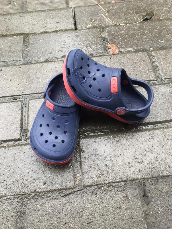 Кроксы crocs оригинал с10