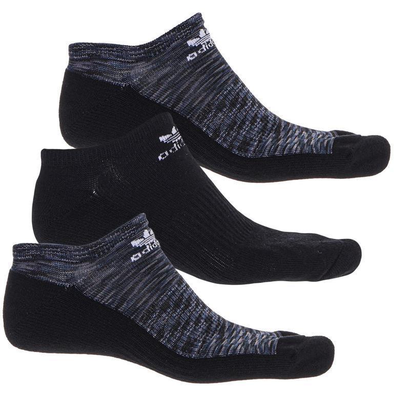 Носки мужские adidas trefoil space-dye 3шт  оригинал из сша