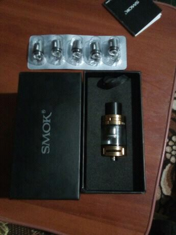 Дрибка SMOK TFV8 BABY BEAST + подарок