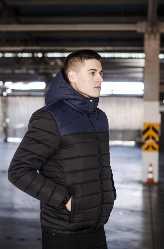 Зимняя мужская куртка - Фото 4