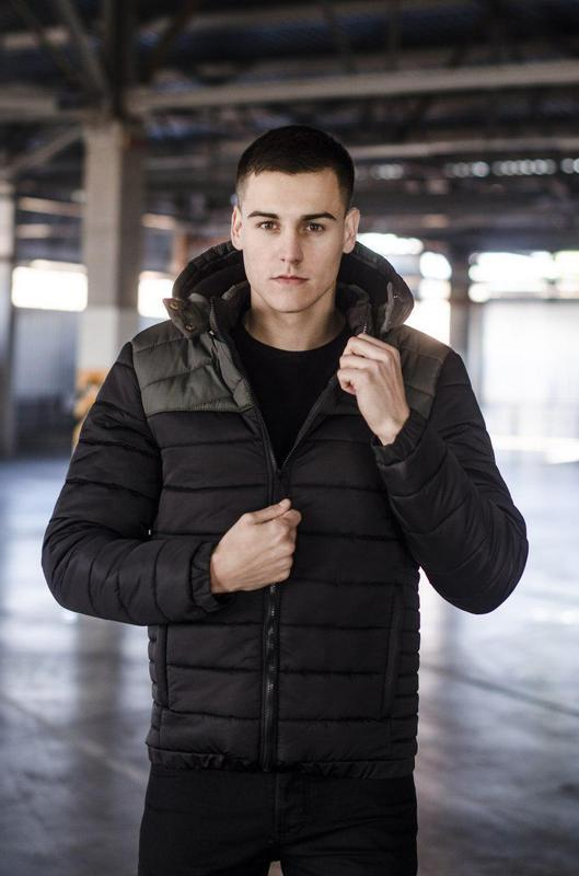 Зимняя мужская куртка - Фото 3