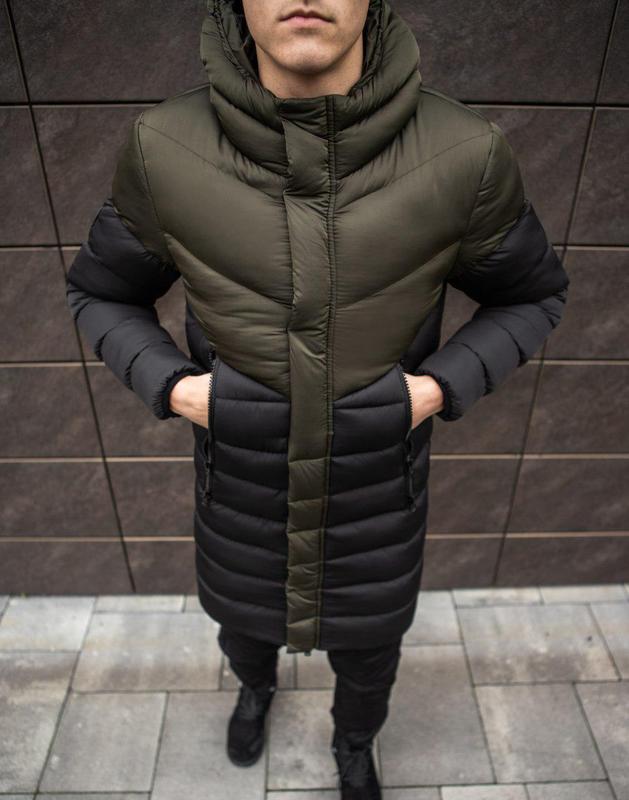 Кртка-пальто зимняя