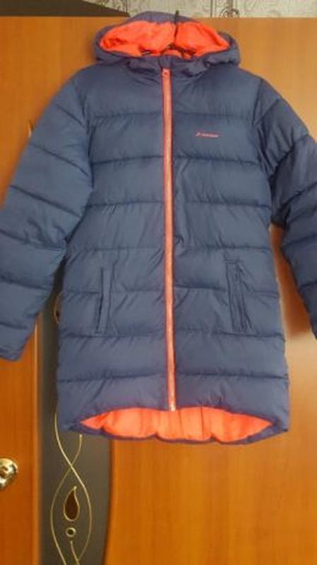 Куртка зимняя DEMIX для девочки. рост 160-165