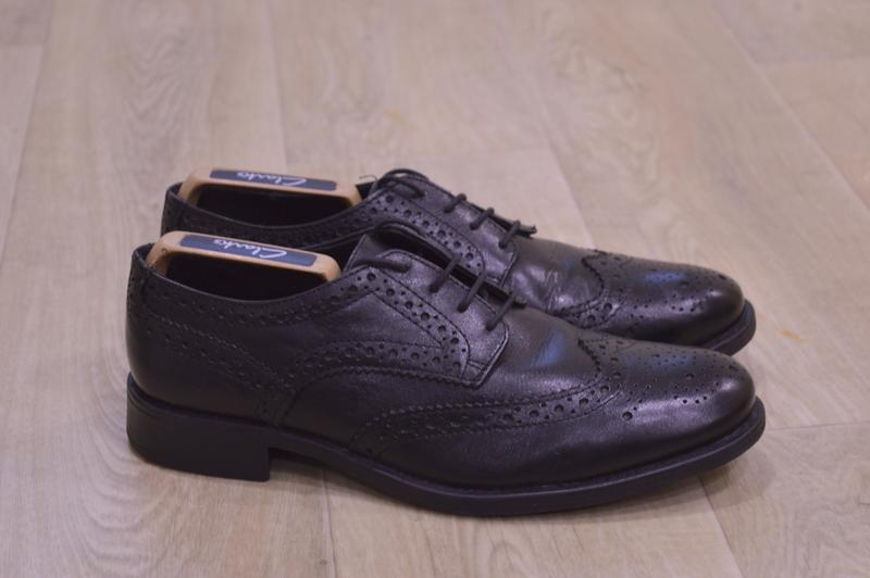 Firetrap мужские кожаные туфли броги кожа оригинал англия