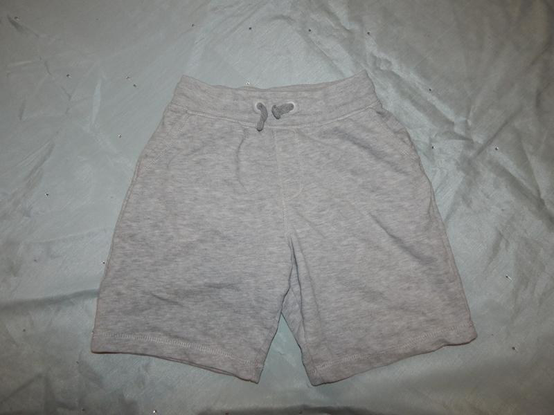 Шорты трикотажные модные на мальчика 8-9 лет 128-135