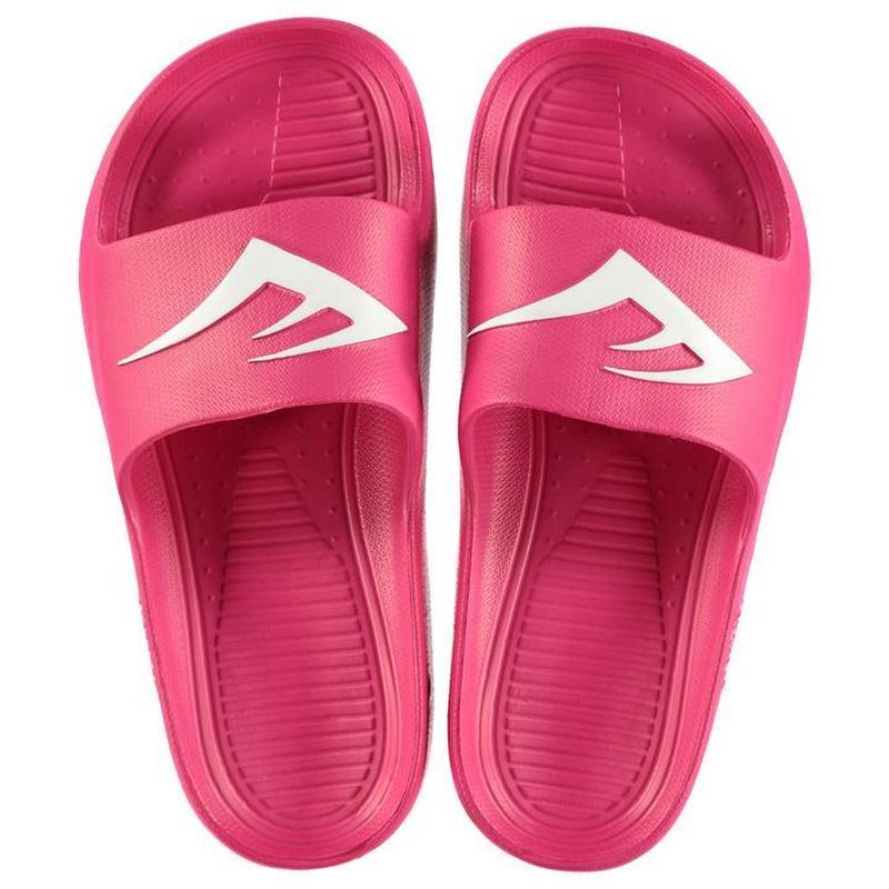 Яркие розовые шлепанцы для пляжа и бассейна everlast