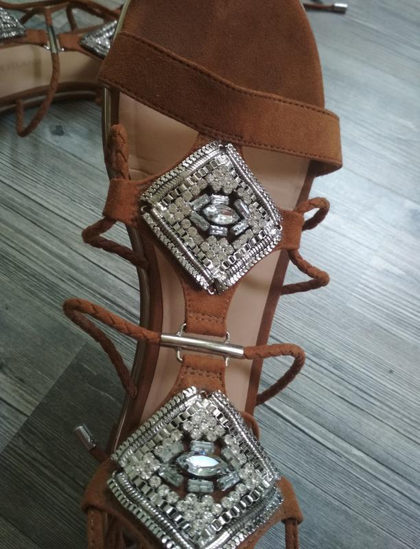 Скидка подписчикам!!! стильные босоножки сандали гладиаторы ri... - Фото 5