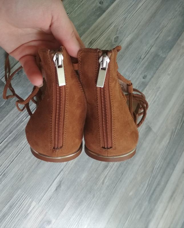 Скидка подписчикам!!! стильные босоножки сандали гладиаторы ri... - Фото 6