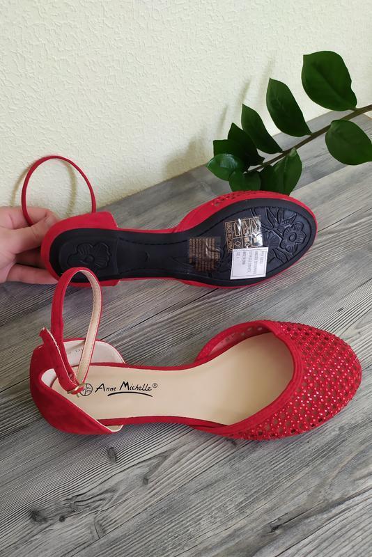 Скидка подписчикам!!!  новые балетки босоножки сандалии - Фото 2