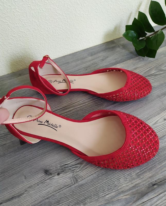 Скидка подписчикам!!!  новые балетки босоножки сандалии - Фото 4