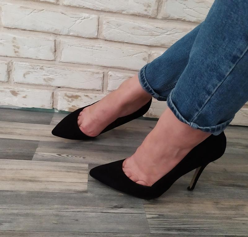 Шикарные туфли лодочки - Фото 3