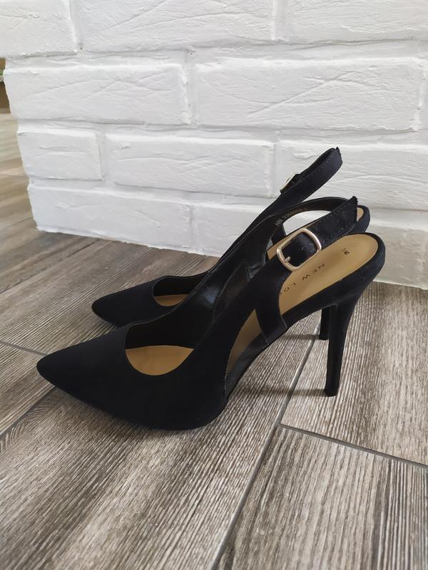 Шикарные босоножки туфли лодочки - Фото 2