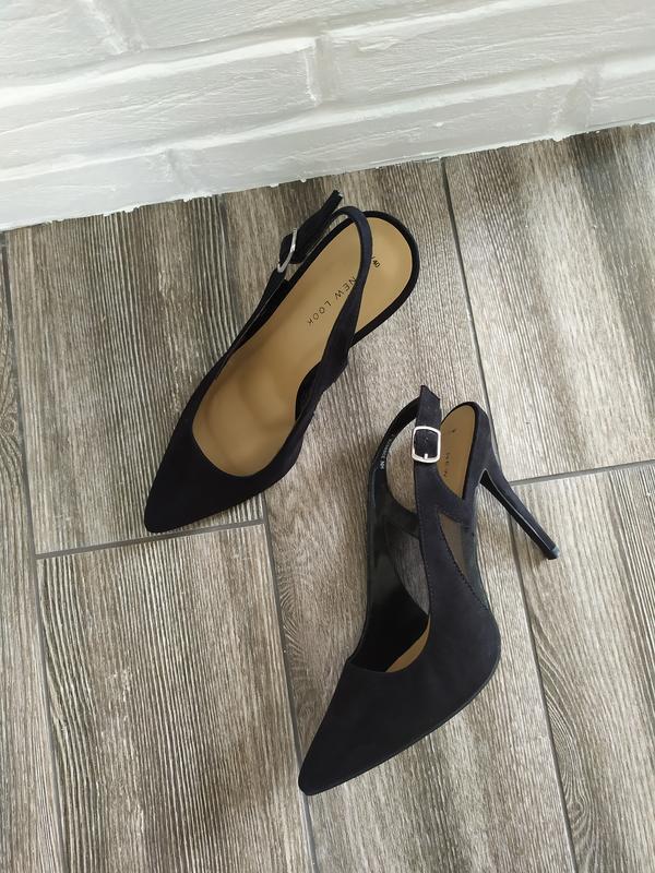 Шикарные босоножки туфли лодочки