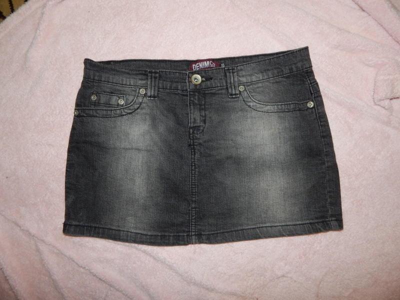 Denim co юбка джинсовая р 12