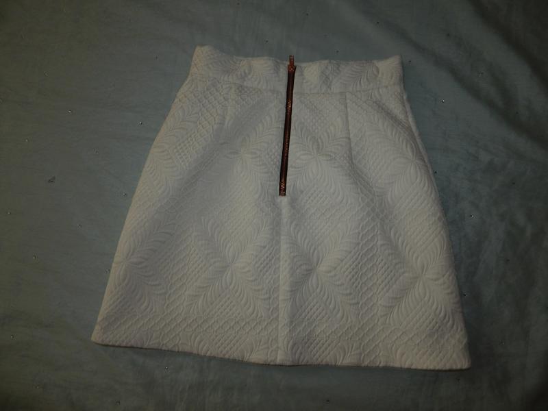 Topshop юбка шикарная новая модная р 10 - Фото 3