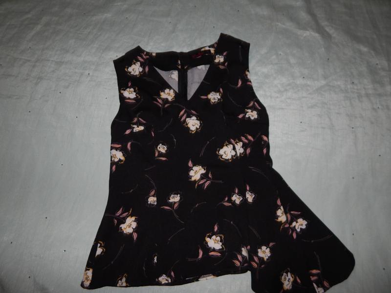 Camillia блузка стильная модная рs - Фото 3