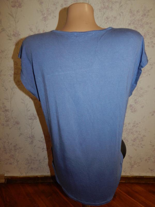 South блузка вискозная стильная модная р14 - Фото 2