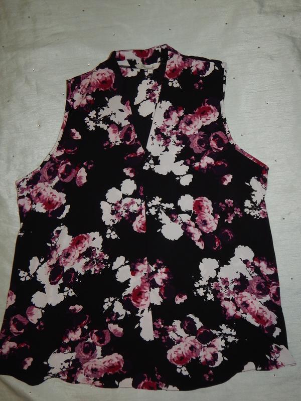 Блуза   р.14 - Фото 3