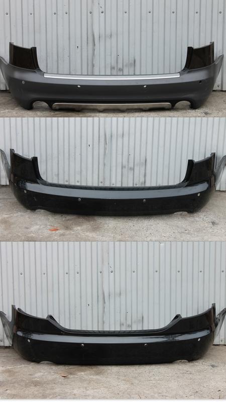 Бампер на Audi A6 C6