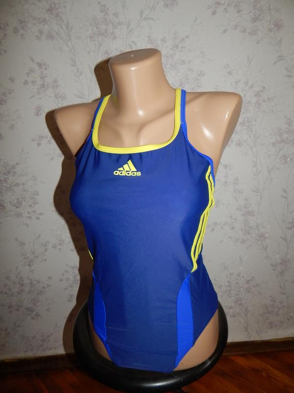 Adidas купальник спортивный р8 оригинал