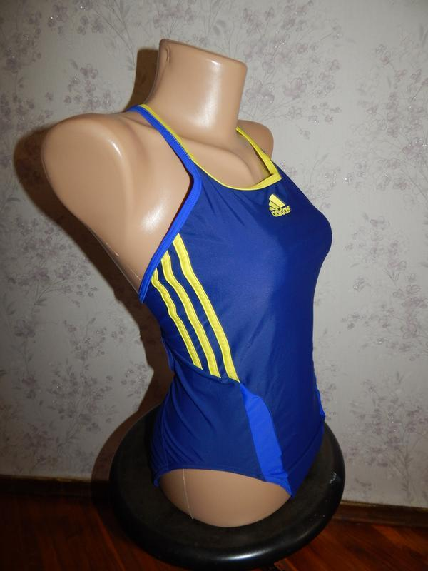 Adidas купальник спортивный р8 оригинал - Фото 4