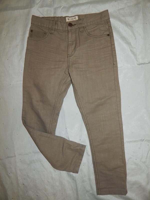Next джинсы стильные модные на мальчика 11 лет рост 146 см