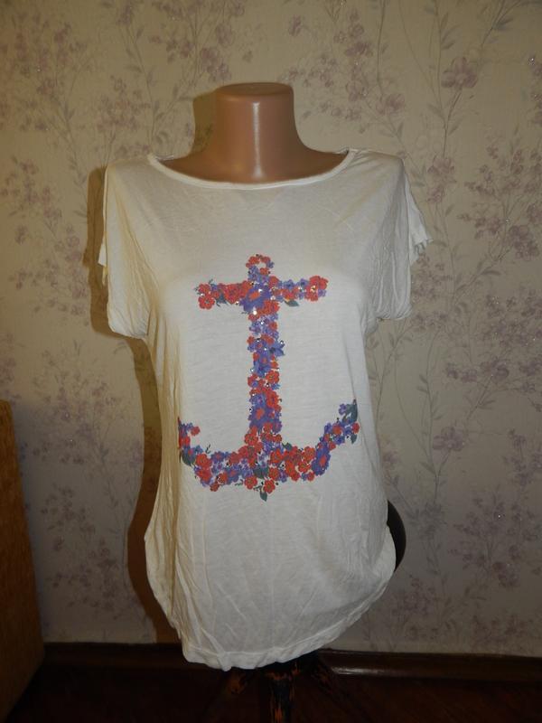 Debenhams футболка стильная модная р10
