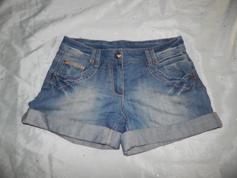 Dorothy perkins шорты джинсовые стильные модные р8