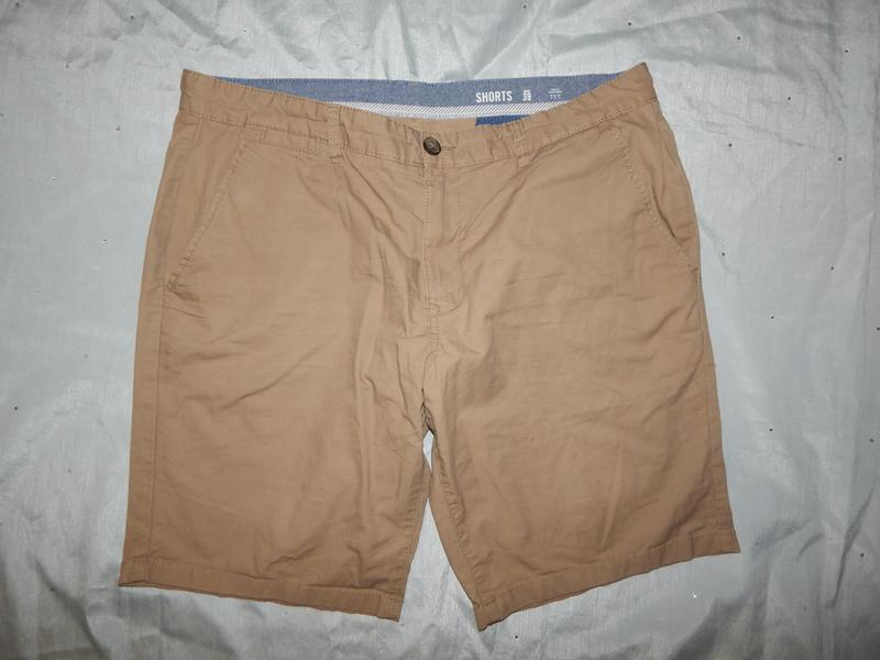 F&f шорты мужские стильные модные бежевые р38