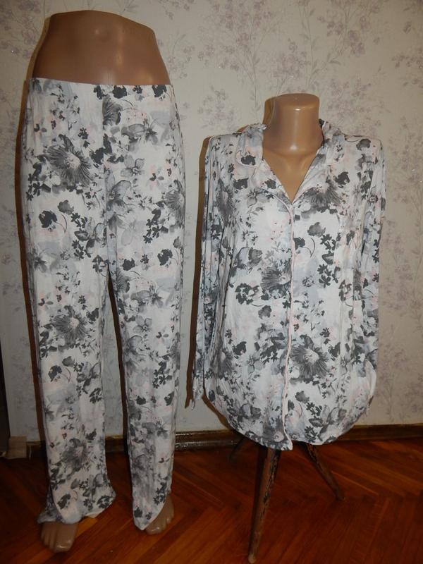 Love to lounge пижама вискозная рубашка со штанишками р12-14
