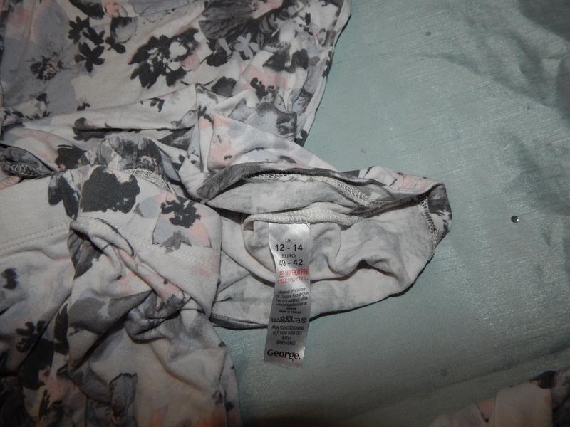 Love to lounge пижама вискозная рубашка со штанишками р12-14 - Фото 3
