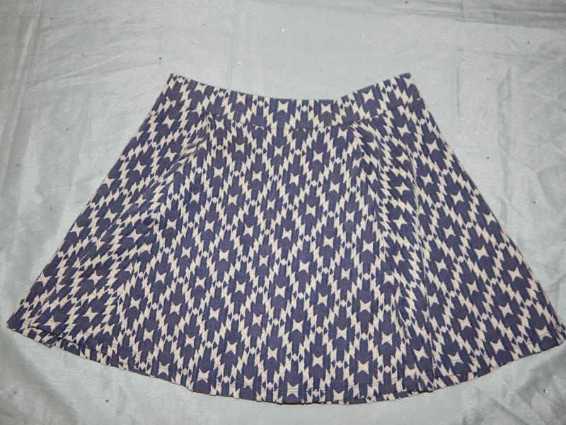 Next юбка модная стильная р 12 новая