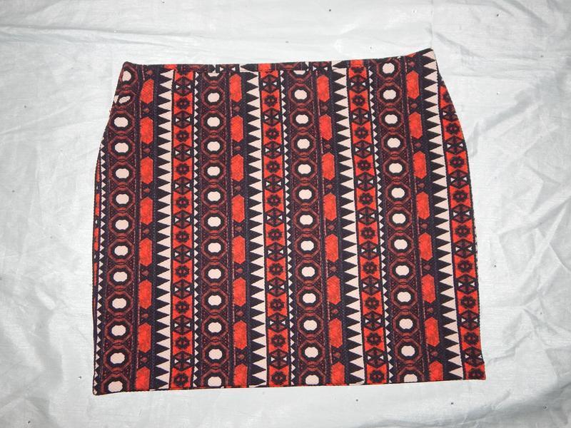H&m юбка модная стильная р14 новая l