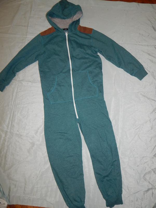 Слип кигурими домашний костюм на мальчика 10-11 лет 140-146 см