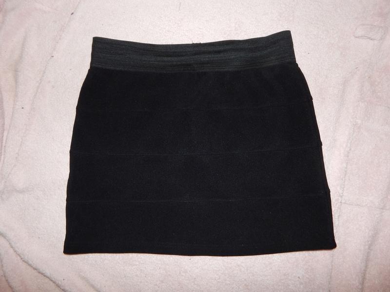 Miss selfridge юбка бандажная модная р 12