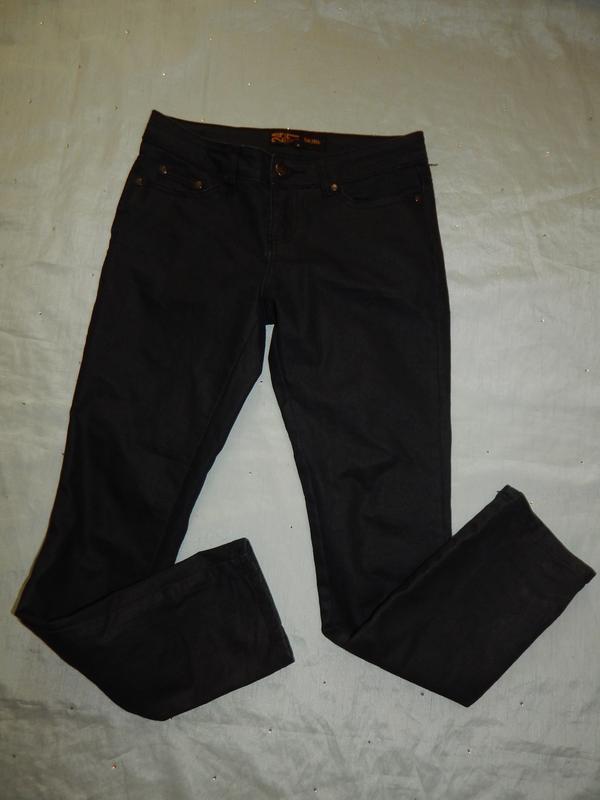 Authentic denim джинсы skinny стильные модные р8