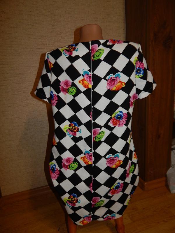 Платье-туника  р.12 - Фото 2