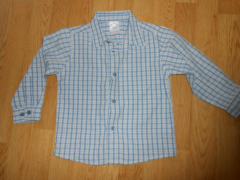 Рубашка на мальчика 1,5-2 года  navigator