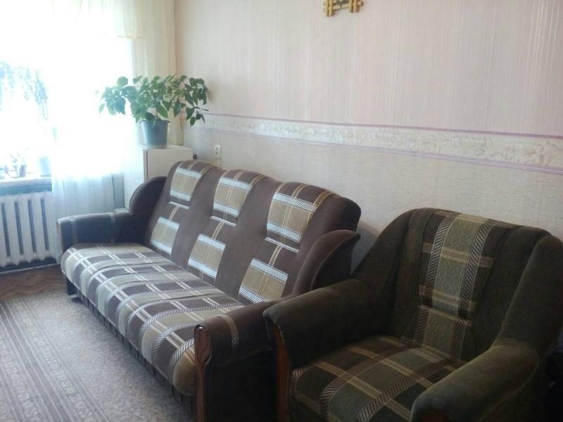 Чистая, светлая комната на Николаевской дороге в Лузановке.