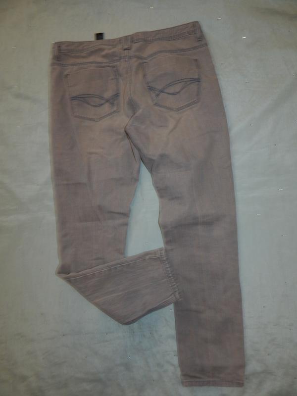 Next джинсы весенние р 14 r tapered - Фото 4