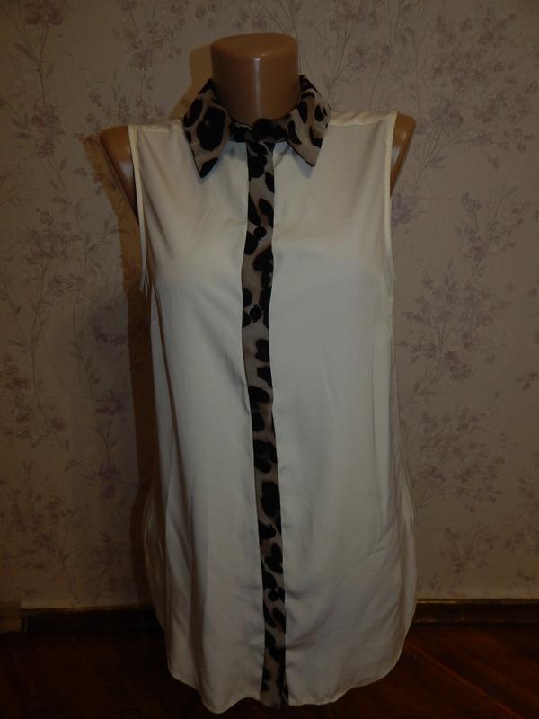 River island блузка нарядная стильная модная р12