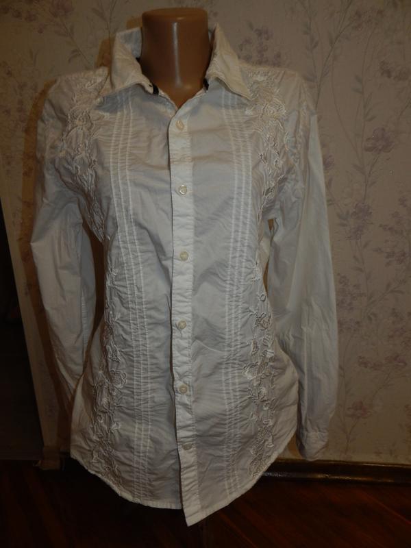 River island рубашка трикотажная стильная модная рs