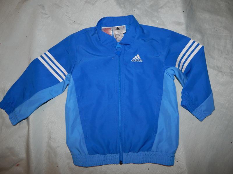 Adidas олимпийка детская на мальчика 1,5-2 года новая оригинал